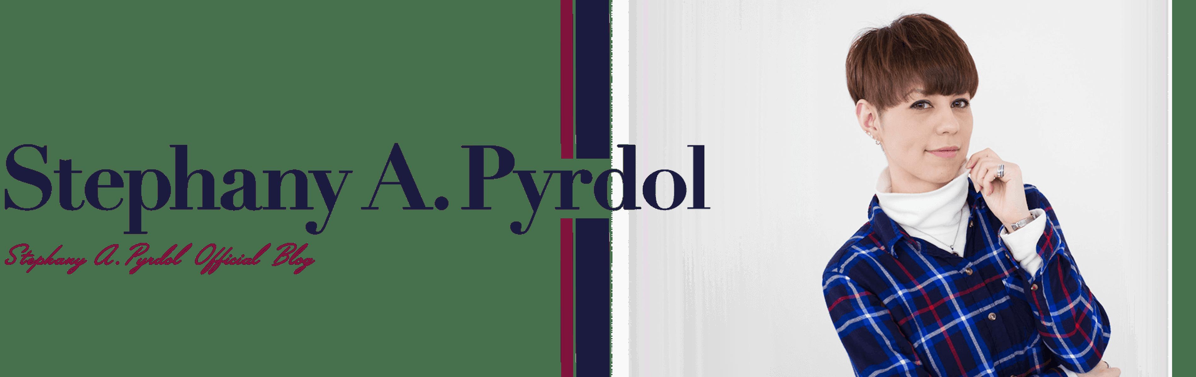 Stephany A. Pyrdol オフィシャルブログ